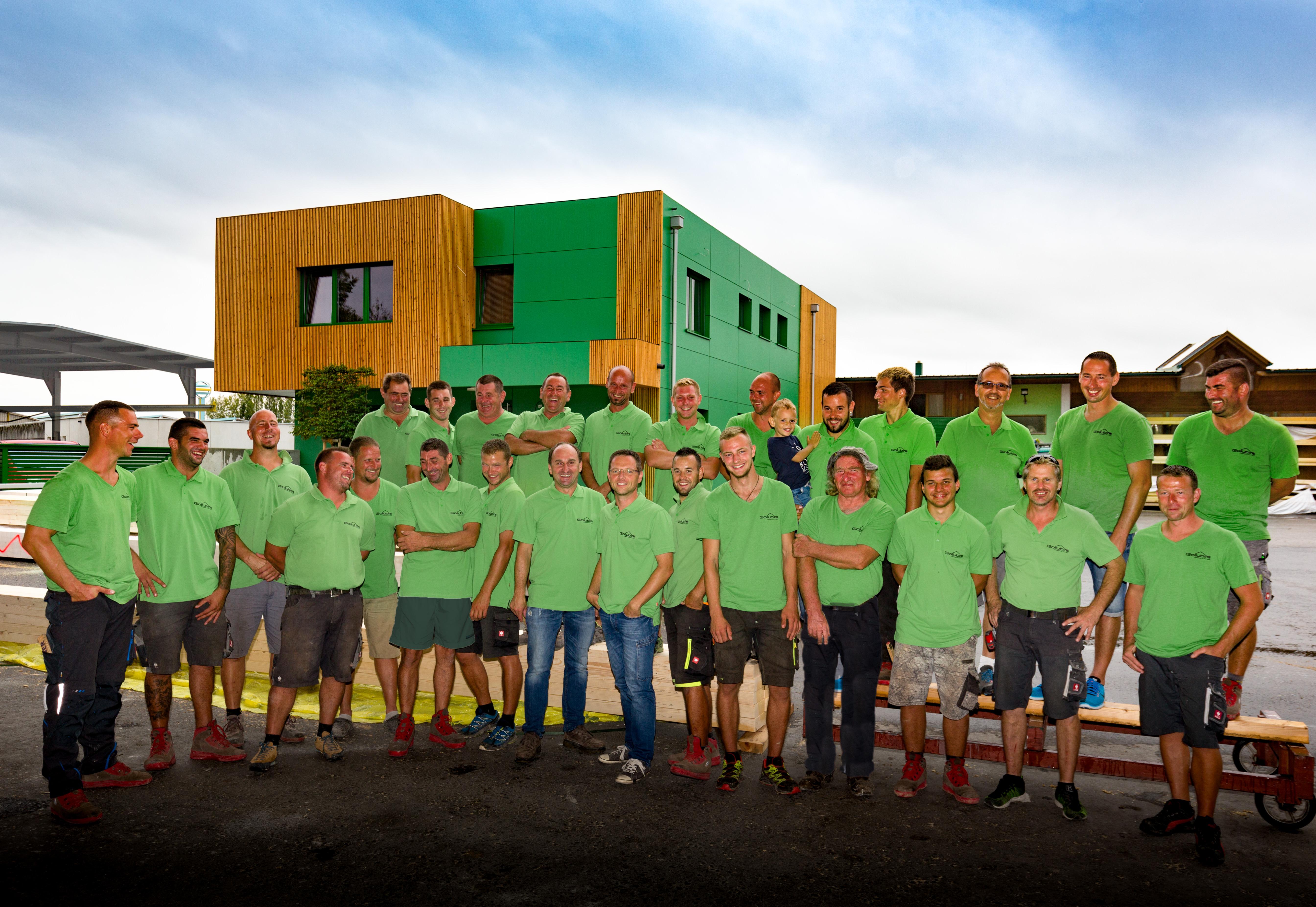 Team Holzbau und Zimmerei Franz Gollubits