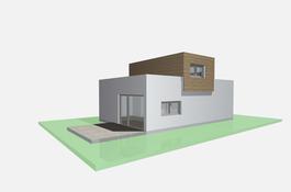 Zimmerei Franz Gollubits Burgenland baut mobile Wohnheime