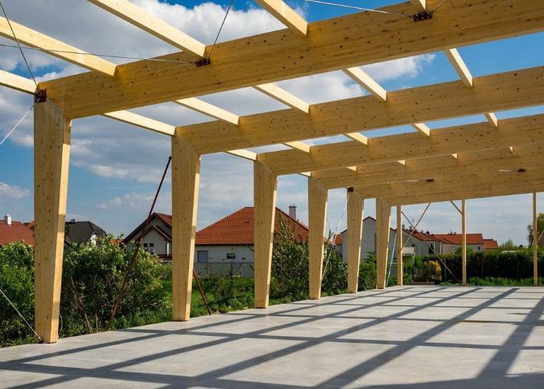 Hallen-Bau Gollubits/Hillinger