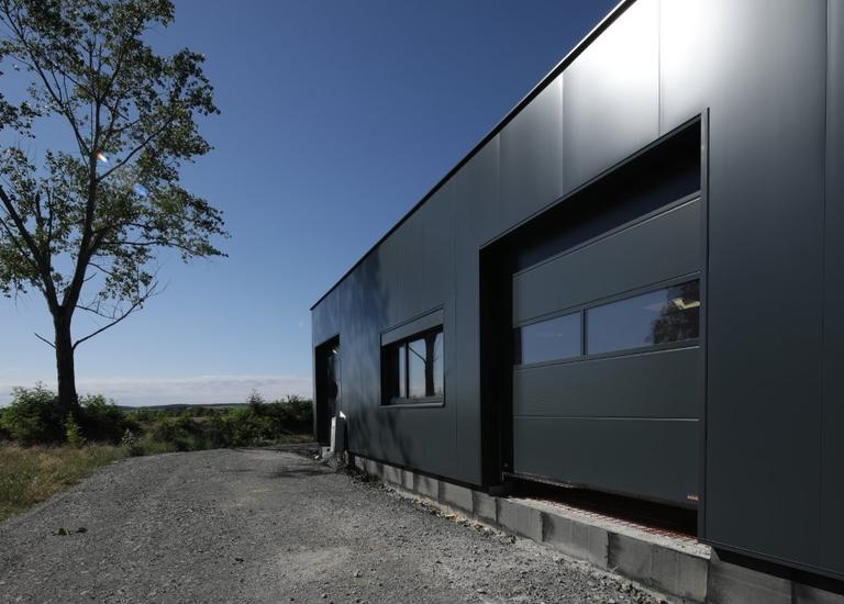 Safran Produktionshalle Siegendorf
