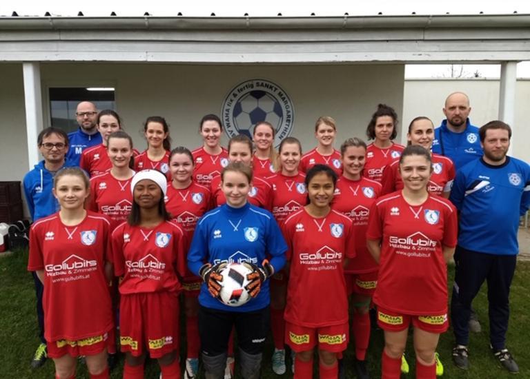 Damen-Fußball-Mannschaft SVM