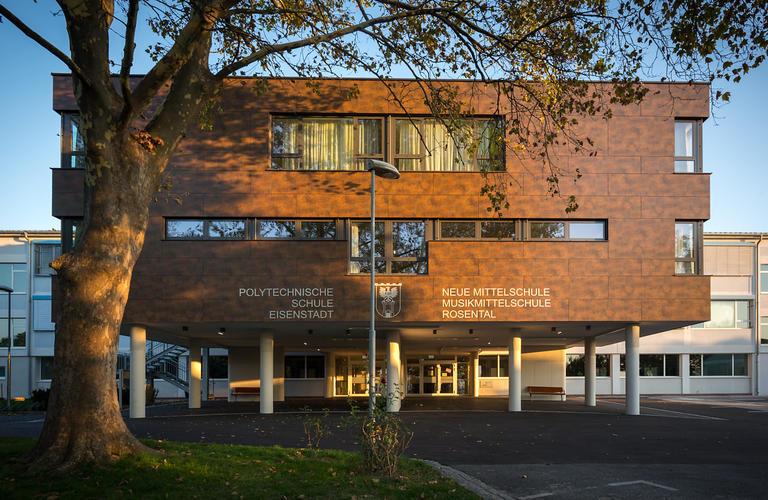 Zubau Rosental Schule