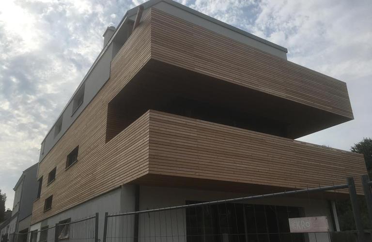 Holzbau in Eisenstadt