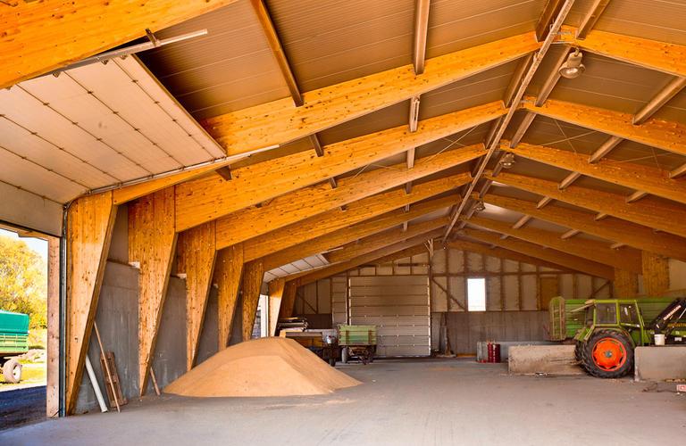 Landwirtschaftliche Halle Wulkaprodersdorf