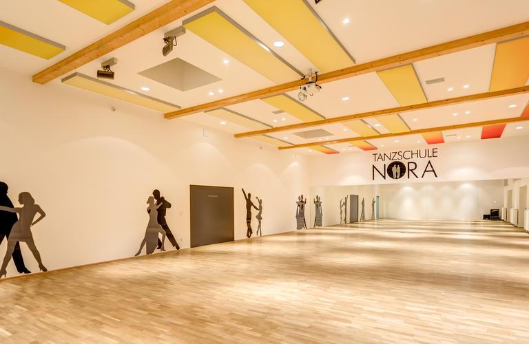 Tanzschule Nora Innenraum