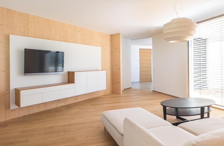 Einfamilienhaus Holzbau Gollubits Eisenstadt, Planung PASCHINGER ARCHITEKTEN ZT KG