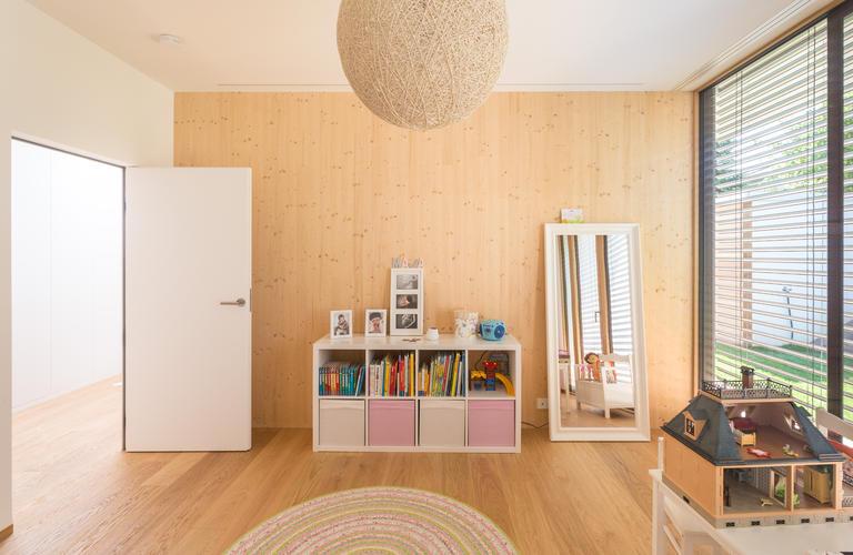 Einfamilienhaus Holzbau Gollubits Burgenland, Planung PASCHINGER ARCHITEKTEN ZT KG