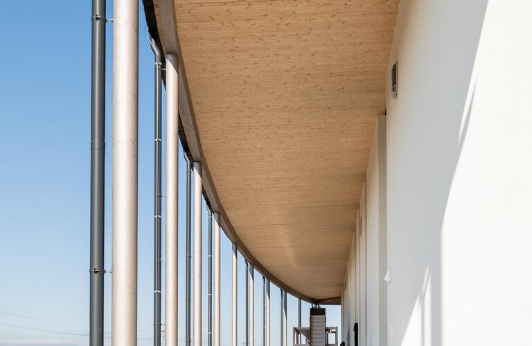 Atrium A-Nobis Sektkellerei