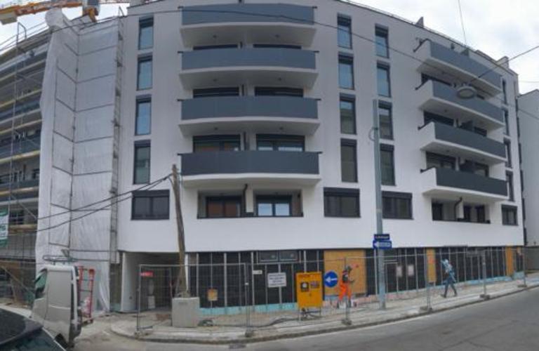 BUWOG Wohnbauprojekt Pfeiffergasse Wien