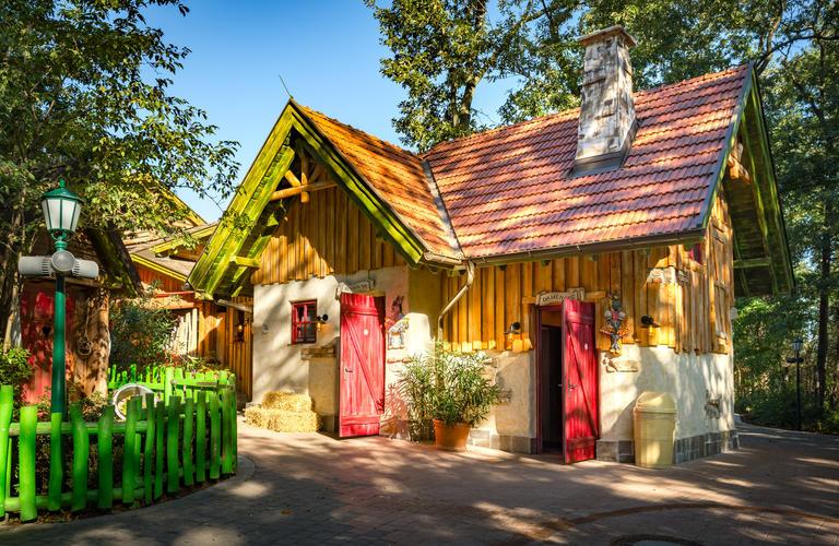 WC-Anlage Familypark